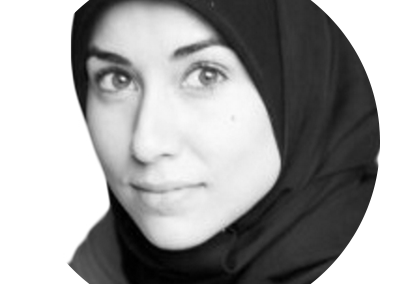 Areej Alsheikh-Hussain – Business Development Associate