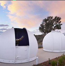 ANU – Pinpointing commercial opportunities for 'Out of Space' technologies