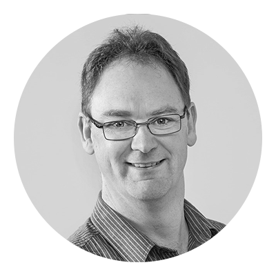 Dr Michael Chapman – Technology Manager