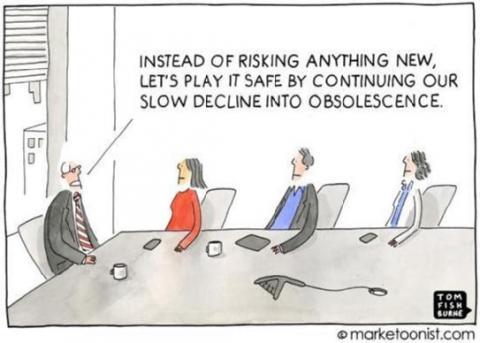 Anyone can Innovate!