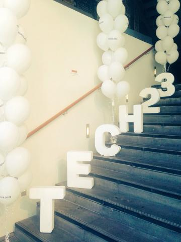 What a party – Tech23 2015 – Celebrating Australian Innovation!