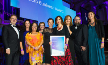 gemaker wins at the Telstra BusinessAwards!