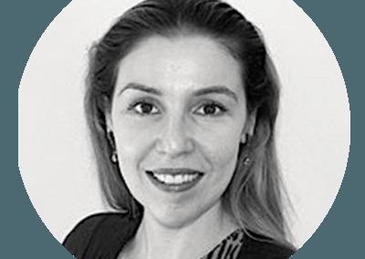 Dr Anna Figueiredo, Commercialisation Advisor