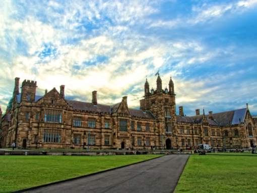 UNIVERSITY OF SYDNEY – Up-skilling researchers on networking with Industry and pitching innovation