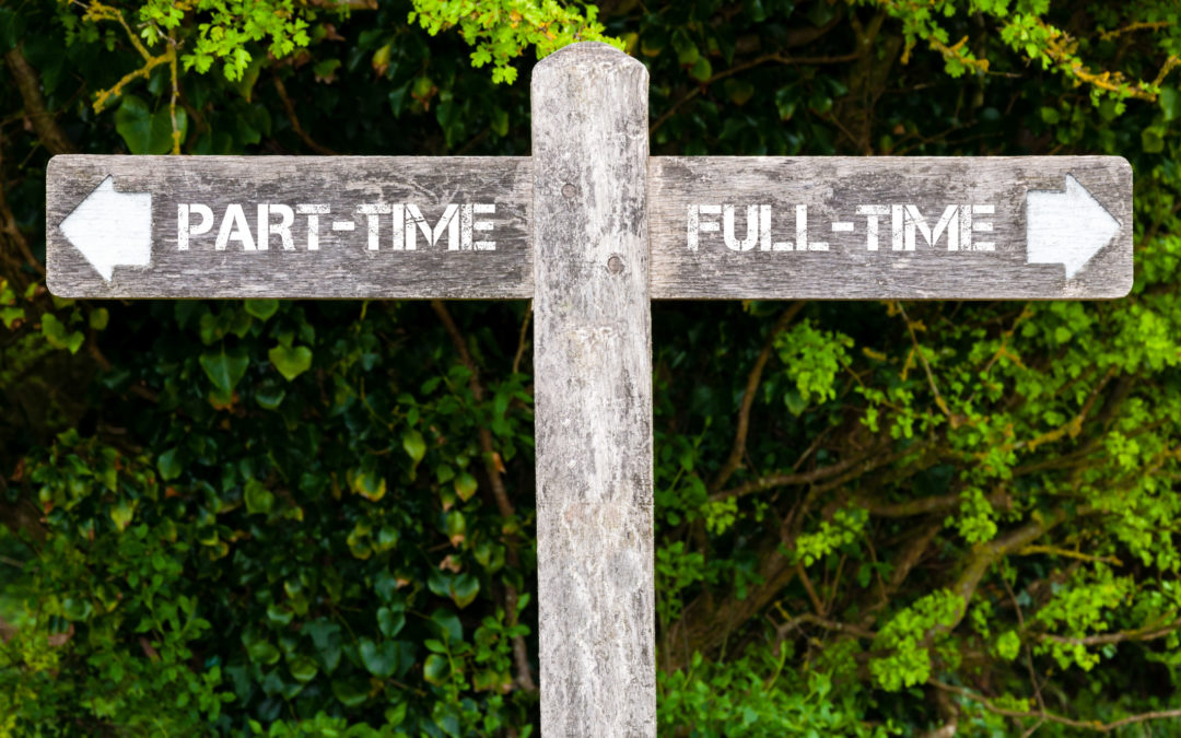 Attitudes to part-timers and flexible work key to management diversity