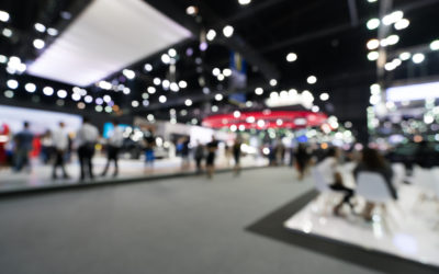 How to get the most out of attending an expo